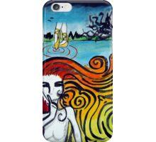 Hush iPhone Case/Skin