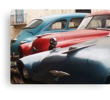 classic cuba Canvas Print