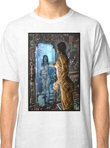 Time Painting 001 Classic T-Shirt