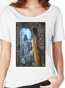 Time Painting 001 Women's Relaxed Fit T-Shirt
