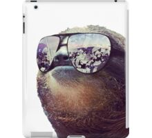 Big Money Sloth iPad Case/Skin