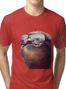 Big Money Sloth Tri-blend T-Shirt