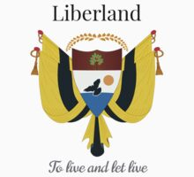 Liberland - To live and let live by dzdn