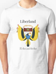 Liberland - To live and let live T-Shirt