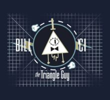 Bill Ci the Triangle Guy Kids Clothes