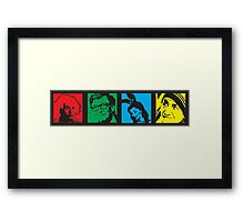 Genius Billionaire Playboy Philanthropist Framed Print