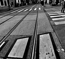 crossings. vienna, austria by tim buckley | bodhiimages