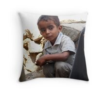 Specially for his fan-club (2) Throw Pillow
