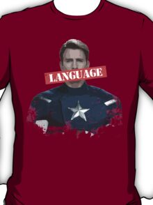 Age of Ultron - Language T-Shirt