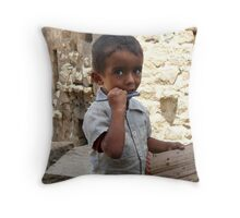 Specially for his fan-club (3) Throw Pillow