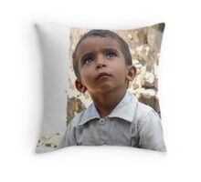 Specially for his fan-club (4) Throw Pillow