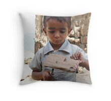 Specially for his fan-club (5) Throw Pillow