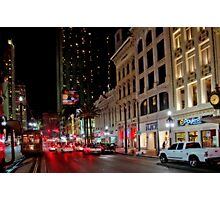 Canal Street NOLA Photographic Print