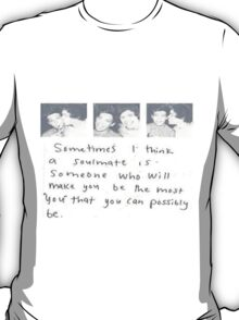 Larry Stylinson: Soulmates T-Shirt