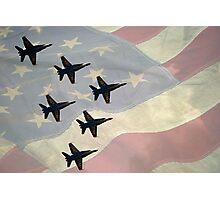 Defending Freedom Photographic Print