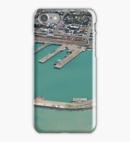 Lyttelton Harbour iPhone Case/Skin