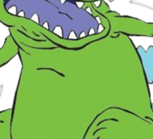 Rugrats; Reptar! Sticker