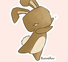 Chocolate Bunmallow by RyanIncandenza
