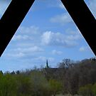Through the Bridge... by Larry Llewellyn