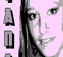 yana poster by ryan  munson