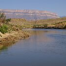 Colarado River - Big Bend National Park Texas by JoeyP