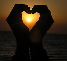 Heart Light by Deanna Roberts Think in Pictures