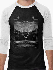 Look in the Mirror Men's Baseball ¾ T-Shirt