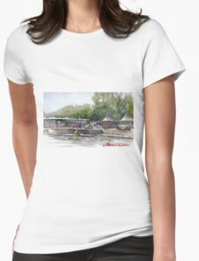 Telford Town Park Womens Fitted T-Shirt