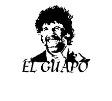 El Guapo (1) Photographic Print