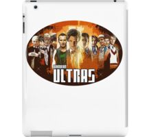 Dr Who - Whovian ULTRAS! iPad Case/Skin