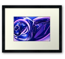 Reaching The Limits Framed Print