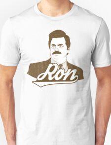 Ronald Ulysses Swanson. T-Shirt