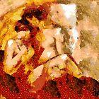 Seduction after Klimpt by bev langby