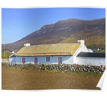 An Irish Cottage Poster