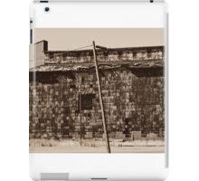 Barko Building Industrial Art Print iPad Case/Skin