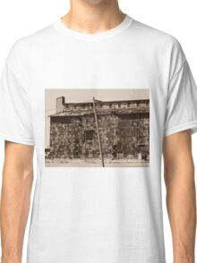 Barko Building Industrial Art Print Classic T-Shirt