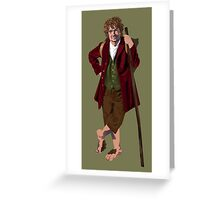 Bilbo Greeting Card