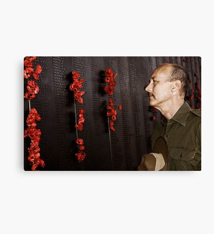 Anzac - Remembering Those Lost 2b Canvas Print