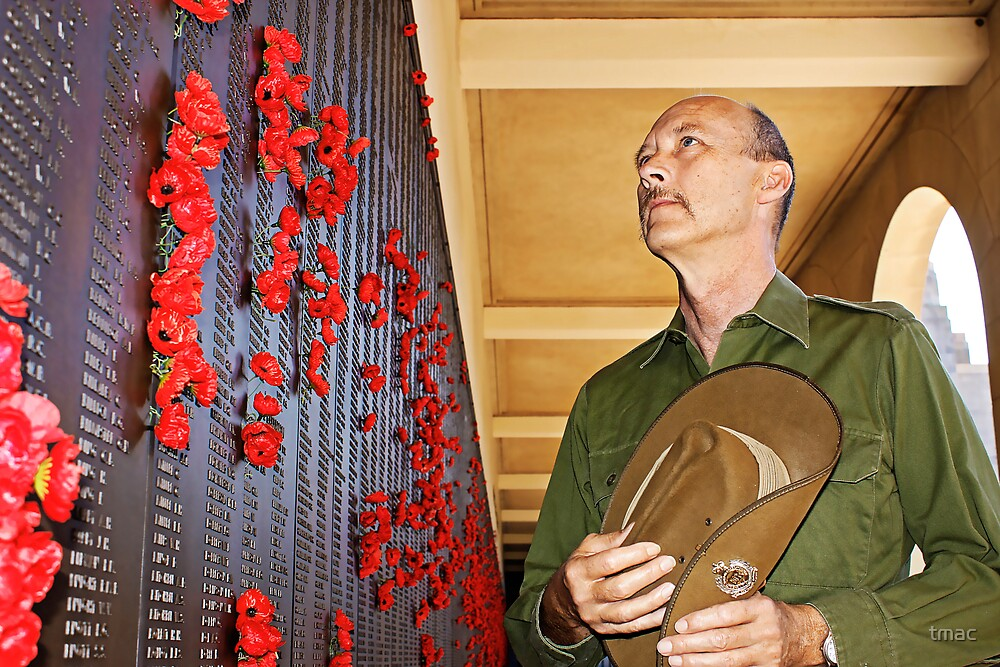 Anzac - Remembering Those Lost 3 by tmac