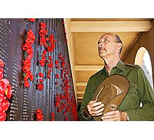 Anzac - Remembering Those Lost 3 Photographic Print