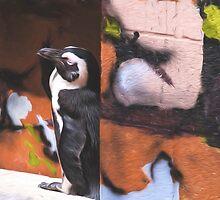 Penguin by KathleenRinker