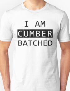 I AM CUMBERBATCHED T-Shirt