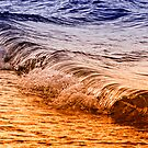 Bi-Colored Wave by Shannon Beauford