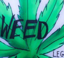 #weed Sticker