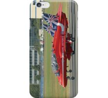 3 Arrow Take Off - Front Wheels Lifting - Farnborough 2014 iPhone Case/Skin