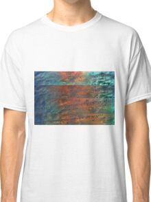 Birds on a Wire Conglom Classic T-Shirt
