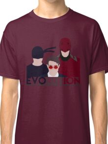 DareDevil 2015 Tv Show - EVOLUTION Classic T-Shirt