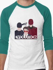 DareDevil 2015 Tv Show - EVOLUTION Men's Baseball ¾ T-Shirt