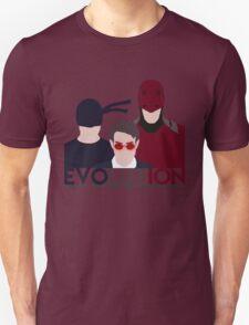 DareDevil 2015 Tv Show - EVOLUTION T-Shirt
