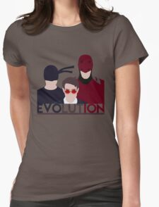 DareDevil 2015 Tv Show - EVOLUTION Womens Fitted T-Shirt